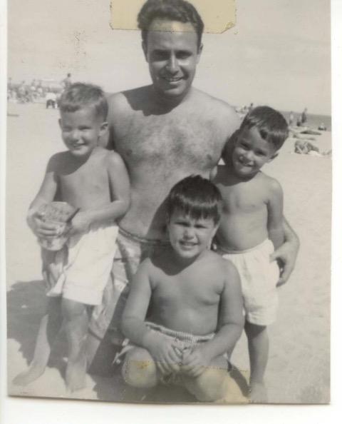 Koren Family -1954